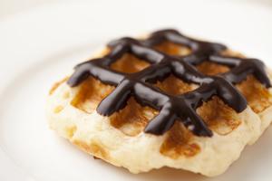 チョコレートワッフル2