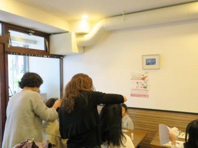 人気のアロマ教室☆ヘッドマッサージ編