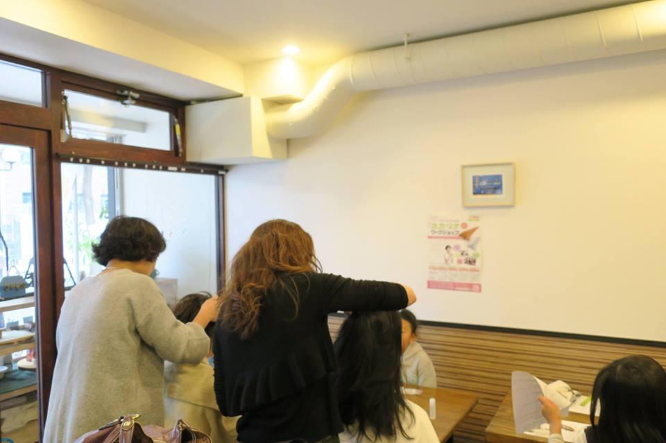 朝子さんイベント写真